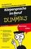 Körpersprache im Beruf für Dummies, Das Pocketbuch (3527637311) cover image