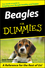 Beagles For Dummies (0470039612) cover image
