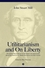 Utilitarianism and On Liberty: Including 'Essay on Bentham' and Selections from the Writings of Jeremy Bentham and John Austin, 2nd Edition (0631233512) cover image