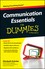 Communication Essentials For Dummies, 2nd Edition (0730319512) cover image