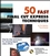 50 Fast Final Cut Express Techniques (0764540912) cover image