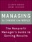 Managing to Change the World: The Nonprofit Manager's Guide to Getting Results, 2nd Edition (1118137612) cover image