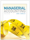 Managerial Accounting, 5th Edition (1118560612) cover image