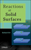 Reactions at Solid Surfaces (0470261013) cover image