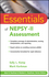 Essentials of NEPSY-II Assessment (0470436913) cover image
