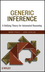Generic Inference: A Unifying Theory for Automated Reasoning (0470527013) cover image