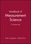 Handbook of Measurement Science, 3 Volume Set (0471934313) cover image