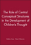 The Role of Central Conceptual Structures in the Development of Children's Thought (0631224513) cover image