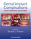 Dental Implant Complications: Etiology, Prevention, and Treatment (0813808413) cover image