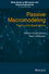 Passive Macromodeling: Theory and Applications (1118094913) cover image