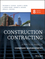 Construction Contracting: A Practical Guide to Company Management, 8th Edition (1118693213) cover image
