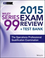 Wiley Series 99 Exam Review 2015 + Test Bank: The Operations Professional Qualification Examination (1118857313) cover image