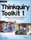 Thinkquiry Toolkit 1: Reading and Vocabulary Strategies for College and Career Readiness, 2nd Edition (1119127513) cover image
