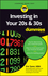 Investing in Your 20s and 30s For Dummies (1119293413) cover image