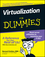 Virtualization For Dummies (0470148314) cover image