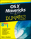 OS X Mavericks All-in-One For Dummies (1118691814) cover image