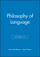 Philosophy of Language, Volume 27 (1118899814) cover image