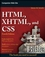 HTML, XHTML, and CSS Bible, 4th Edition (0470128615) cover image