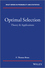 Optimal Selection Problems: Theory and Applications (0471998915) cover image
