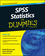 SPSS Statistics for Dummies, 3rd Edition (1118989015) cover image