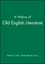 A History of Old English Literature (1405121815) cover image