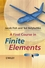A First Course in Finite Elements (EHEP000915) cover image