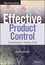 Effective Product Control - Controlling for Trading Desks (1118939816) cover image