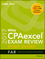 Wiley CPAexcel Exam Review April 2017 Study Guide: Financial Accounting and Reporting (1119369916) cover image