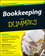Bookkeeping For Dummies, Australian and New Zealand Edition (1742169716) cover image