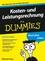 Kosten- und Leistungsrechnung für Dummies (3527658416) cover image