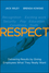 RESPECT: Delivering Results by Giving Employees What They Really Want (1118027817) cover image