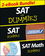 SAT For Dummies, Two eBook Bundle: SAT For Dummies and SAT Math For Dummies (1118596617) cover image