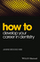 How to Develop Your Career in Dentistry (1118913817) cover image