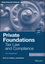 Private Foundations: Tax Law and Compliance, 2015 Cumulative Supplement, 4th Edition (1118927117) cover image