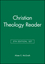 Christian Theology Reader, 5th Edition, Set (0470672218) cover image