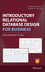 Introductory Relational Database Design for Business, with Microsoft Access (1119329418) cover image