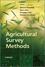 Agricultural Survey Methods (0470743719) cover image