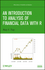 An Introduction to Analysis of Financial Data with R (0470890819) cover image