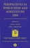 Perspectives in World Food and Agriculture 2004, Volume 1 (0813820219) cover image