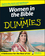 Women in the Bible For Dummies (1118070119) cover image