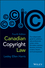 Canadian Copyright Law, 4th Edition (1118078519) cover image