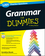 Grammar: 1,001 Practice Questions For Dummies (+ Free Online Practice) (1118745019) cover image