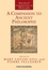 A Companion to Ancient Philosophy (063121061X) cover image