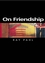 On Friendship (074562281X) cover image