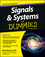 Signals and Systems For Dummies (111847581X) cover image