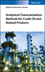 Analytical Characterization Methods for Crude Oil and Related Products (111928631X) cover image