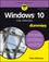Windows 10 For Seniors For Dummies, 2nd Edition (111931061X) cover image