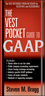 The Vest Pocket Guide to GAAP (0470767820) cover image
