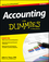 Accounting For Dummies, 5th Edition (1118482220) cover image