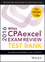 Wiley CPAexcel Exam Review 2016 Test Bank: Business Environment and Concepts (1119120020) cover image